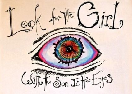 Look for the girl