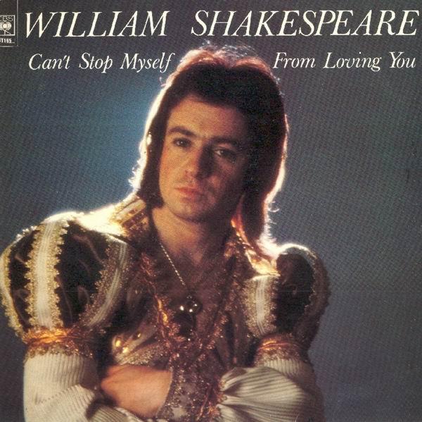 William Shakespeare - Glam Rock